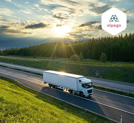 Alpega: Leading logistics software